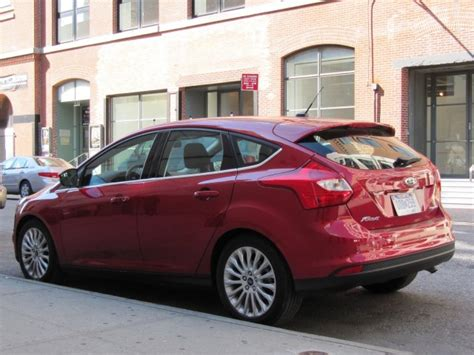 car engine manuals 2012 ford focus head up display 2012 ford focus titanium first drive review page 2
