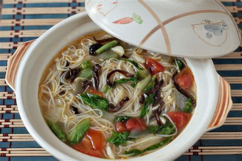 new year longevity noodles recipe new year longevity noodles misua soup recipe