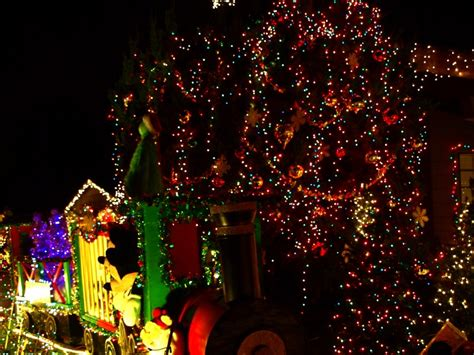 the best house in walnut creek for christmas lights