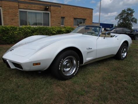 find used 1975 chevrolet corvette convertible loaded s matching a c 4 speed in 1975 chevrolet corvette for sale on classiccars 52 available