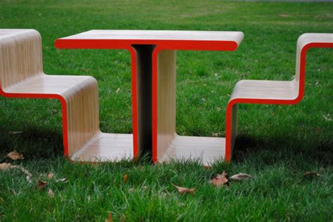 children s park bench twofold bench design by after architecture a home street
