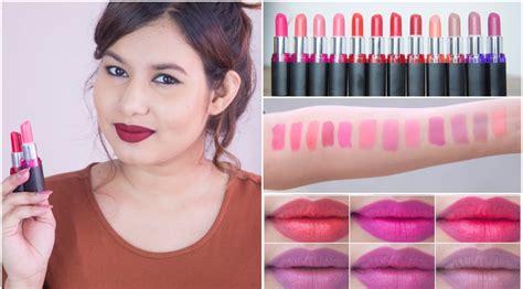 Lipstick Maybelline Colour Show lipstick maybelline color show matte lipstick info