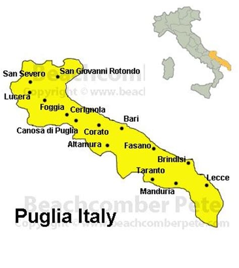 puglia the heel of italy s boot let s kick up our