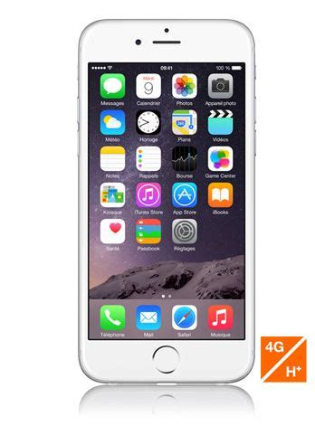 orange un iphone 6 224 moins de 200 euros 231 a vous tente meilleur mobile