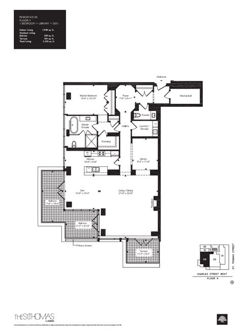 st thomas suites floor plan floor plans for one st thomas one st thomas at 1 st