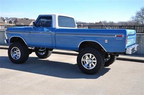 4x4 Ford by 78 Ford 4x4 Autos Post