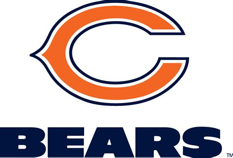 logo clipart logo clipart chicago bears pencil and in color logo