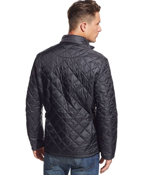Sweater Chelsea 2015 barbour flyweight chelsea jacket in blue for lyst
