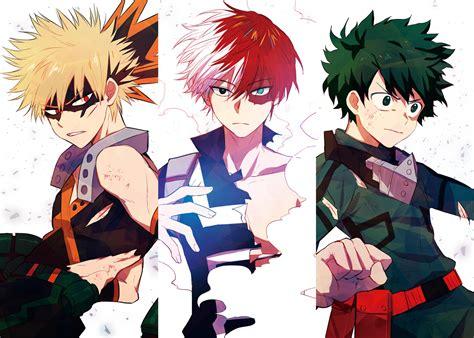 anime id boku no hero academia boku no hero academia my hero academia image 2285006