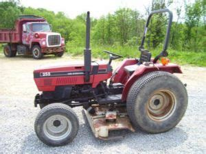case ih  tractor service repair manual