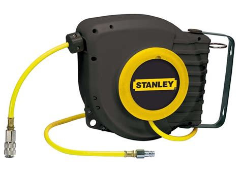 stanley wstn stanley air hose reel wall mounted    velleman wholesaler