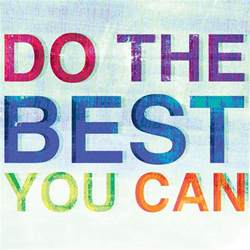 week 21 do the best you can mount everest