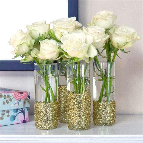 Glitter Vase Centerpiece by Best 25 Glitter Vases Ideas On Glitter