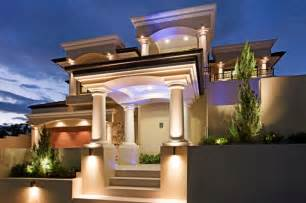 Home Exterior Design With Pillars New Home Designs Latest Beautiful Modern Homes Latest