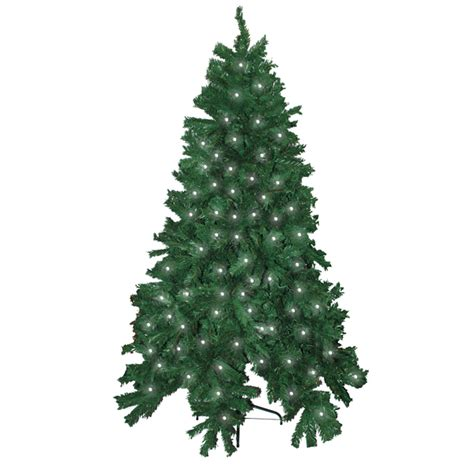 pre lit christmas tree stand 6ft 1 8m 480 tip 120 led