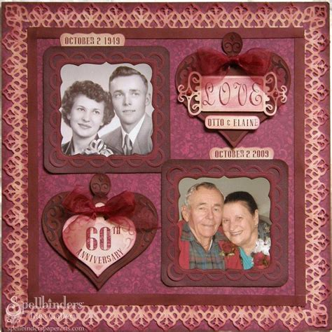 Wedding Anniversary Scrapbook Ideas by 122 Best Wedding Scrapbook Page Ideas Images On