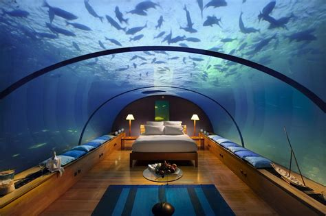 underwater bedroom in maldives phoebettmh travel 5 spots for undersea luxury