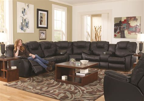 southern motion sectional three piece sectional sofa by southern motion wolf and