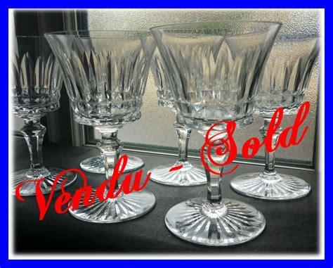 Bicchieri Baccarat Prezzi Bicchieri Di Cristallo Baccarat Buckingham 6