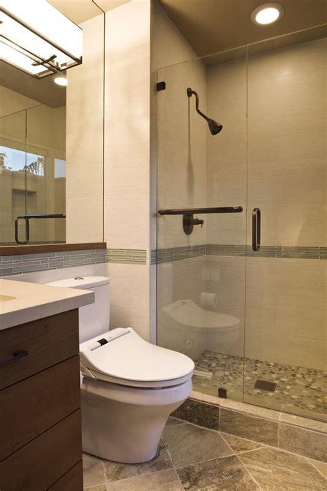 bathroom exquisite small bathroom decoration using round
