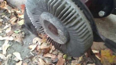 dodge ram 1500 fan clutch removal tool clutch fan removal ram 1500 2005 youtube
