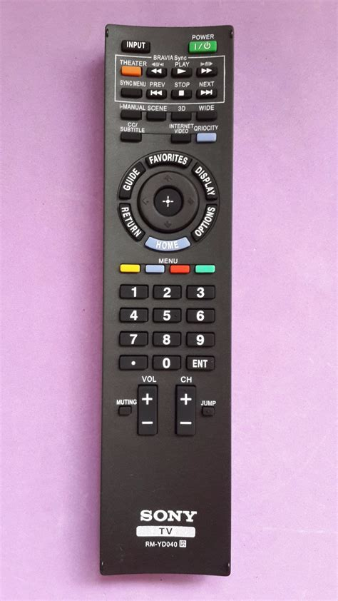 Remote Tv Sony Led Lcd By Alef images for gt sony bravia tv remote