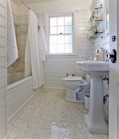 White Mosaic Bathroom Tiles by Bathroom Floor Tile Ideas Design Pictures Designing Idea