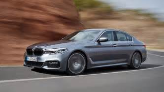 2017 bmw 5 series release date price and specs roadshow