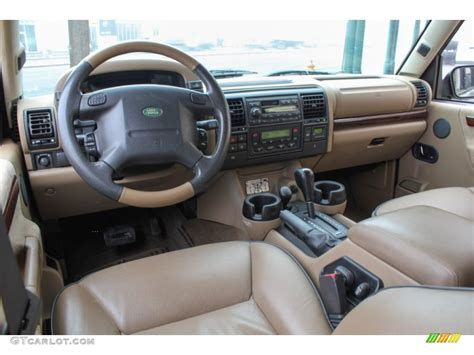 Land Rover Discovery Interior by 2002 Land Rover Discovery Ii Se Interior Color Photos