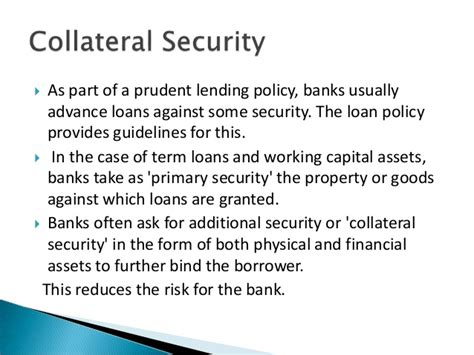 Collateral Letter Of Credit Personal Loan Definition Payday Loans No Verification Required