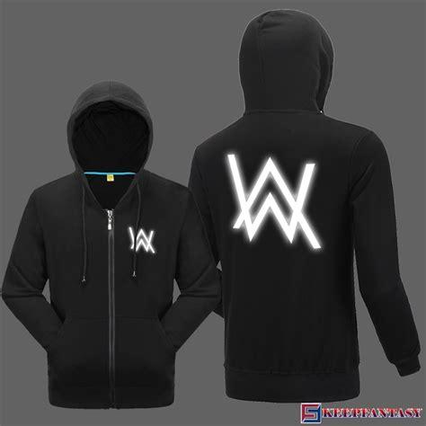 T Shirt Alan Walker Fade alan walker fade zipper hoodies with faded mask luminous