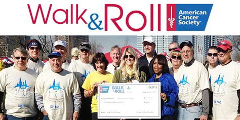 by walking and fundraising in the american cancer society making charity archives steiner electric company blog