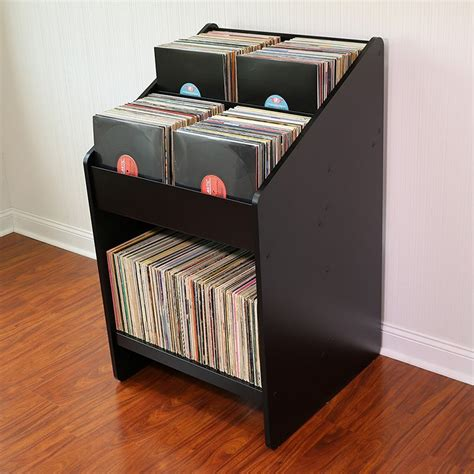 Vinyl Record Storage Cabinet Lpbin2 Vinyl Record Storage Cabinet Back Order Shipping April 10th