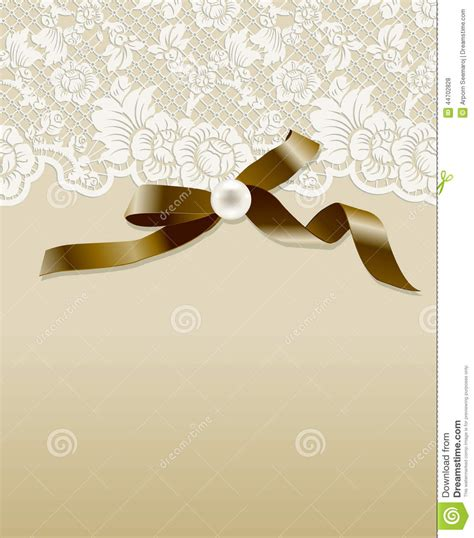 vector of vintage lace stock vector image 44702828