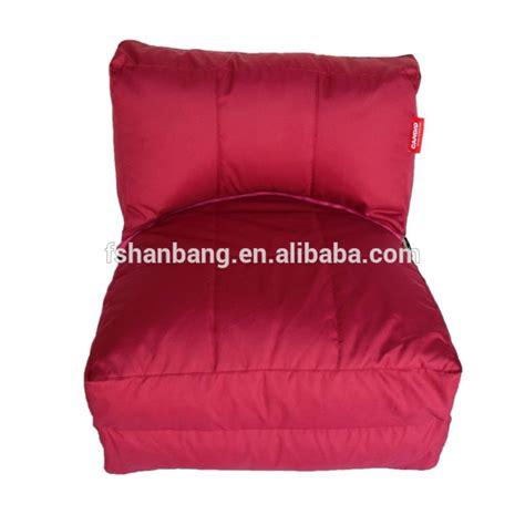 Bean Bag Sleeper by Comfortable Multi Colour Tri Fold Bean Bag Flip Chair