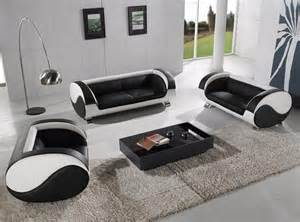 Leather Furniture Chairs Design Ideas Harmony Modern Living Room Furniture Black Design Co
