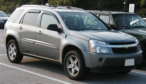 i have a 2006 equinox and the steering is getting tough is file chevrolet equinox jpg wikimedia commons