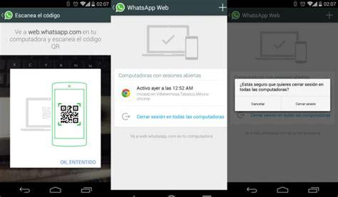 tutorial web whatsapp com tutorial para instalar whatsapp web en tu computadora