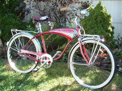 white bicycles in the 1960s serpent s classics books vintage 1959 schwinn jaguar iv my brought this