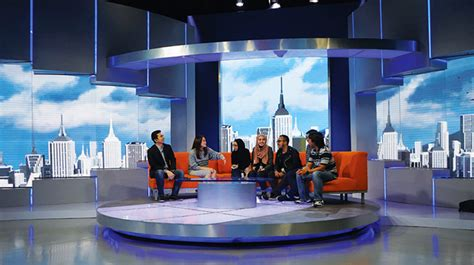 design shows kompas tv indonesia broadcast design international inc