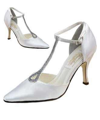 Sepatu High Heels 5112 3 Silver wedding shoes