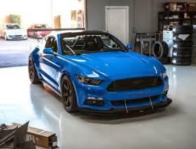 grabber blue mustang autos post