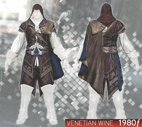 assasins creed robes assassin s creed 2 assassin robe dye collection envydream