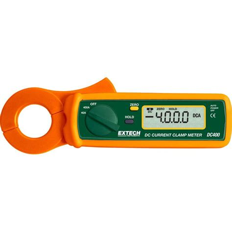 extech instruments 400 dc mini cl meter dc400 the