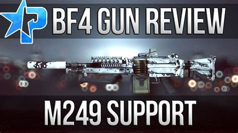 bf4 gun review quot the m249 quot battlefield 4 china rising multiplayer gameplay 1080p