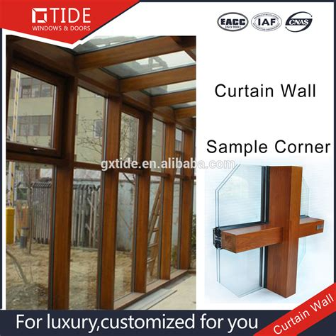 curtain wall manufacturer wall curtain glass curtain wall 10 years profresiional