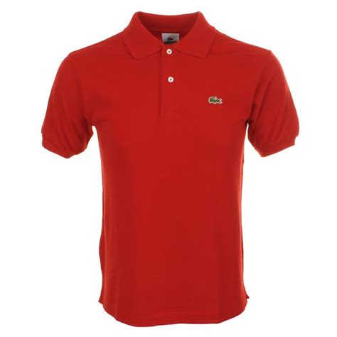 Tshirt Polo lacoste polo t shirt in for lyst