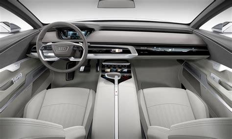 interior concept 2018 audi a8 could bring a new interior concept