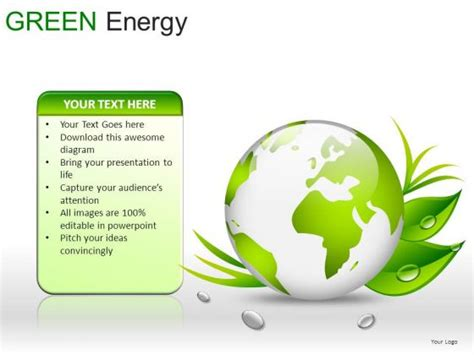 energy design for powerpoint globes green energy powerpoint slides and ppt diagram
