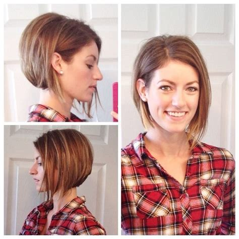 how to style a grown out asymettrical long gt lob gt stacked asymmetrical bob maybe matilda